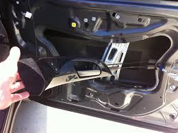 2009 mdx passenger door panel removal acura mdx forum acura