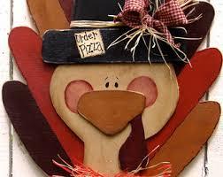 thanksgiving turkey door hanger fall decor thanksgiving decor