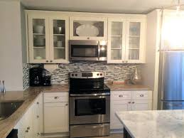kitchen cabinets with frosted glass kitchen cabinets with frosted glass frosted white shaker cabinets