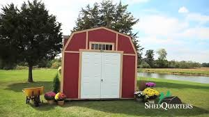 shed storage building construction wood panelized kit backyard