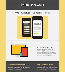 how to create an email template with html web design email