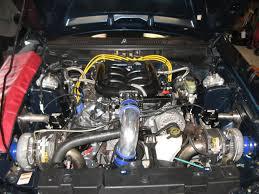 ford mustang v6 turbo my turbo build v6 mustang forums