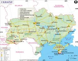 map ukraine buy ukraine map