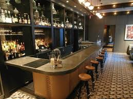 Slipcast Zinc Black Granite Countertops by Curved Patina Finish Zinc Bar Top Country Club Pinterest