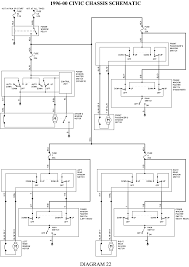 98 honda civic stereo wiring diagram kwikpik me