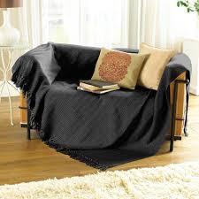 extra large cotton sofa throws large black sofa throw amazon co uk kitchen u0026 home