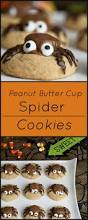 peanut butter cup spider cookies what a eats