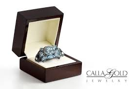wedding ring in a box antique diamond ring revitalized