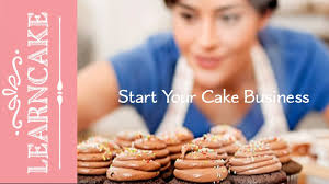 how to start a cake business youtube
