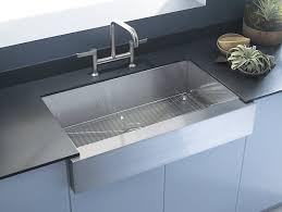 K Vault UnderMount Kitchen Sink KOHLER - Kohler stainless steel kitchen sinks undermount