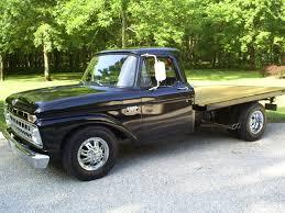Ford F250 Truck Bed - flashback f 250 flat bed u002765 ford custom blue oval u002764 to