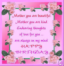 poem for mom u0027s birthday card birthday messages for mom happy