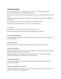 gallery of resume cover letter with bullet points sample for stay