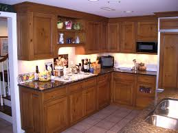 Knotty Oak Kitchen Cabinets Home Decorating Dilemmas Knotty Pine Kitchen Cabinets Qdpakq Com
