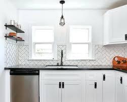 pictures of subway tile backsplashes in kitchen kitchen subway tile backsplash and ideas herringbone tile