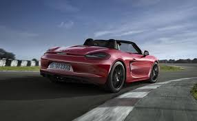 porsche boxster hardtop 2015 porsche boxster gts looks great sounds better video