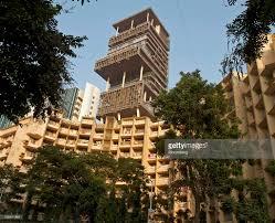 antilla mukesh ambani u0027s new property in mumbai photos and images