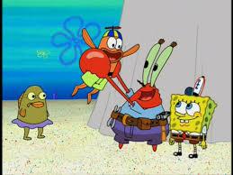spongebob squarepants character gallery krabby land