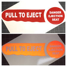 jeep grill sticker jeep wrangler seat handle novelty sticker decal ejection
