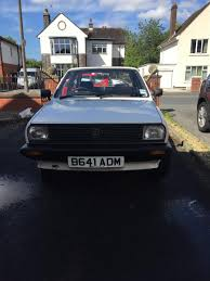 used 1984 volkswagen polo for sale in lancashire pistonheads