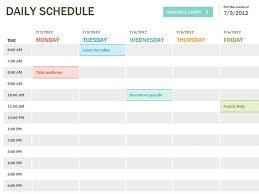 image result for excel hourly calendar travel pinterest