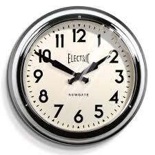 buy newgate clocks large electric clock amara