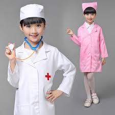 Doctor Costume Halloween Nurse Girls Costume Promotion Shop Promotional Nurse Girls