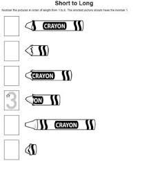1st grade measurement worksheets lessons and printables