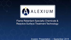 flame retardant specialty chemicals u0026 reactive surface treatment