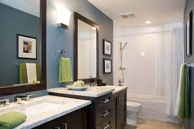 Neutral Color Bathrooms - decorating with green 52 modern interiors to accentuate freshness