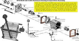 mtd cub cadet 1000 series wiring diagram wiring diagrams