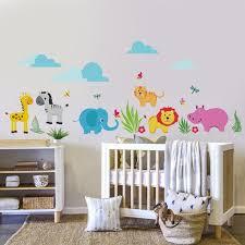 stickers garcon chambre stickers muraux pour chambre bébé garçon chambre idées de