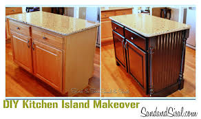 kitchen island makeover ideas peanut butter chocolate layered dessert recipe kitchen island