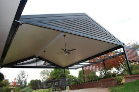 Gable Patio Designs Solarspan Patios And Pergolas Design Ideas Builders And