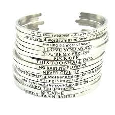 diy metal bracelet images Mix 15pcs diy 316l stainless steel silver cuff bracelet bangle for jpg