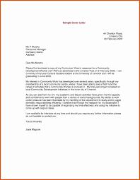 short cover letter sample moa format
