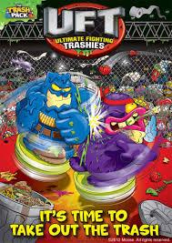 ultimate fighting trashies trash pack wiki fandom powered