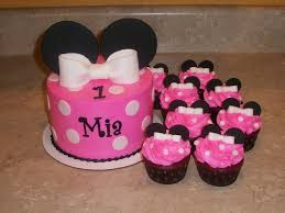 minnie mouse cupcakes minnie mouse cake cupcakes cakecentral
