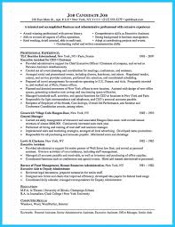 administrative assistant resume templates resume for study
