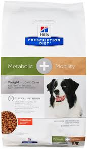 hill u0027s prescription diet metabolic mobility canine chicken