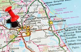 Orlando City Map by Orlando Fl U2013 Studio Flavor