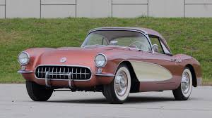 1957 chevrolet corvette convertible 1957 chevrolet corvette convertible s210 indy 2016