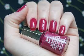 mavala 244 ruby my nail polish collection pinterest nail