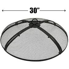 Firepit Cover Easygo 30 Inch Screen Pit Cover