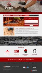 24 best one page websites images on pinterest one page website
