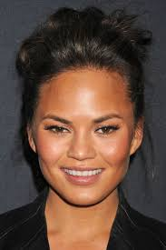 large hair chrissy teigen before and after beautyeditor