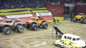 monster truck show verizon center monster jam 2011 toledo oh youtube