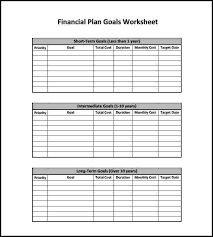 9 financial planning fact finder template template update234