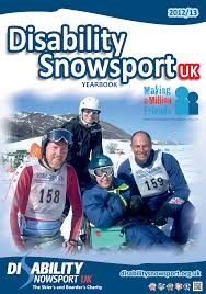 yearbook uk yearbook disability snowsport uk