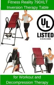 Inversion Table Review by Ironman Gravity 5000 Outdoor Indoor Inversion Table Review